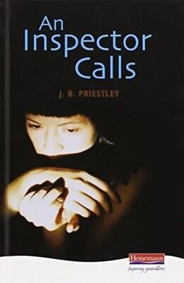 NEW An Inspector Calls (Heinemann Plays For 14-16+ J. B. Priestley (Hardback)