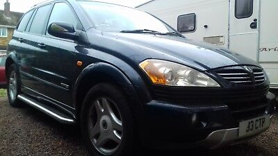 Ssangyong Kyron 2Ltr Turbo Diesel 06/56