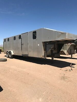 horse trailers used