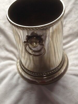 Antique wine cooler Deykin & Harrison EPNS