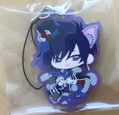 """""""Tales of"""" Series Clear Rubber Strap, Leon Magnus"""