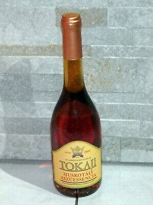 0.5l 16.9oz Hungary 2000 tokay Tokaji Aszu Essence 7 Puttonyos wine