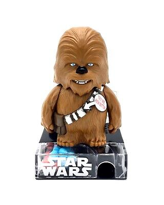 "Galerie Star Wars Chewbacca Candy Dispenser 4.5"" Roaring Sound Effect"