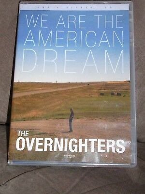 The Overnighters (Dvd, 2014) - Jesse Moss - Nice!