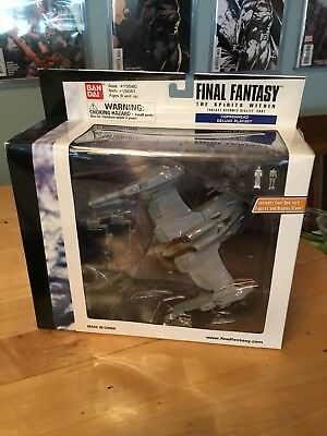 Bandai Final Fantasy the Spirit Within Copperhead Deluxe Playset 2001