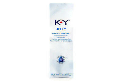 K-Y Jelly Personal Lubricant The #1 Doctor Recommended Personal Lubricant, 2 oz