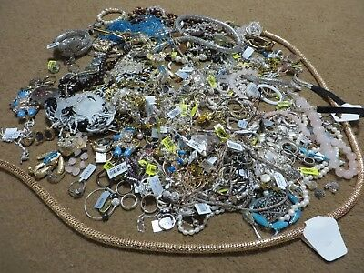 Huge collection, job lot of unused lovely jewelry - over 3kg!