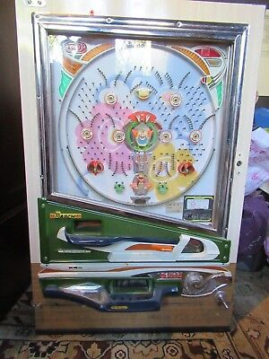 Vintage Pachinko Machine - Daiichi With Flowers - Parts? Pinball Vintage