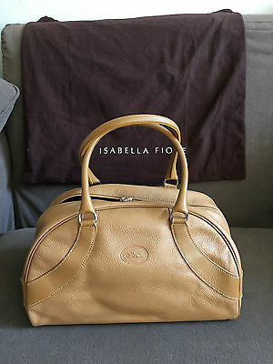 c3033dcc800c Vintage Longchamp Paris Camel Leather Porté Main hand bag Beige Cream Tan  Tote