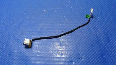 """HP Pavilion 15-ab023cl 15.6"""" Genuine DC IN Power Jack w/Cable 799749-F17 ER*"""