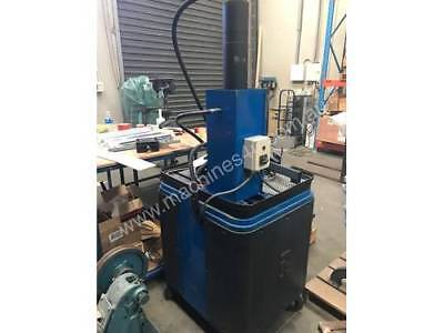 Hydraulic press with 10 tonne pump and cylinder (3 Phase)