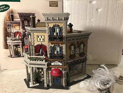 Dept 56 Christmas in the City Jamison Art Center #59261 Special Limited Edition