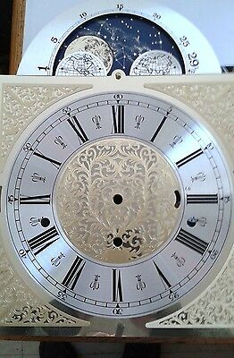Hermle Grandfather clock dial for 1171 movement 280x280x375 mm
