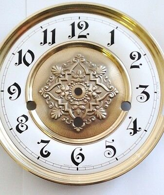 Hermle-Westminster wall clock dial for 351-1051 movement 180 mm diameter