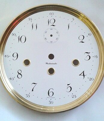 Kieninger  clock dial for J Movement 180 mm