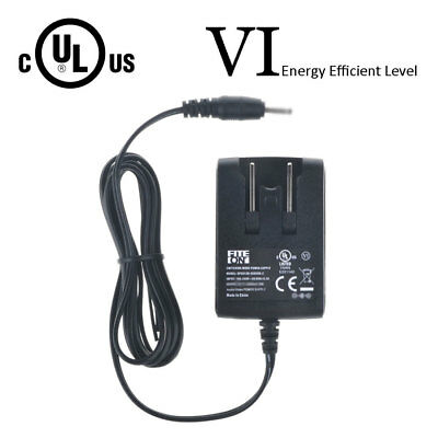 2A AC-DC Home Wall Charger Power ADAPTER w 2.5mm Cord for ZeePad Tablet//eReader