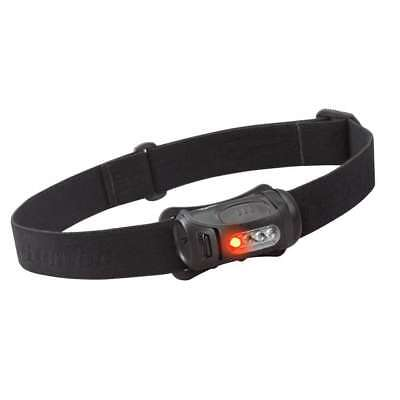 Princeton Tec Fred Headlamp with Red LED #FRED-BK