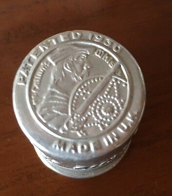 Vintage McCallum's Scots Whisky (Whiskey) Made in UK Jigger / Shot Metal Lid