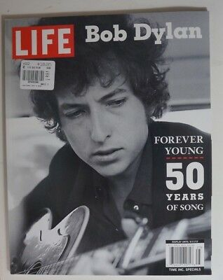 Time INC. Specials - Bob Dylan - Forever Young : 50 Years of Song - edk