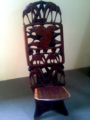 Vintage African Chair Africa