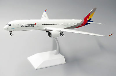 JC Wings 1:200 Asiana Airlines Airbus A350-900 'Delivery - Flaps Down' HL8078