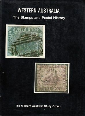 Western Australia The Stamps and Postal History by Hamilton & Pope
