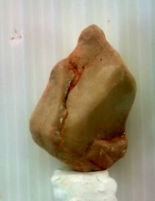 Personal figurine from the Paleolithic Stone Age.Suitable for palm rest-stand