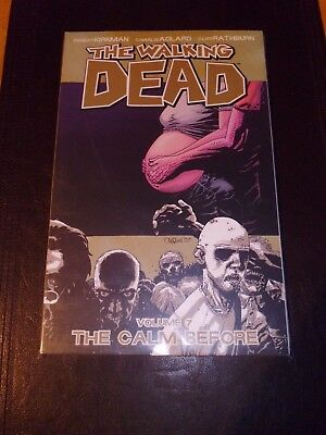 The Walking Dead Graphic Novel Volume 7 The Calm Before NEW NM