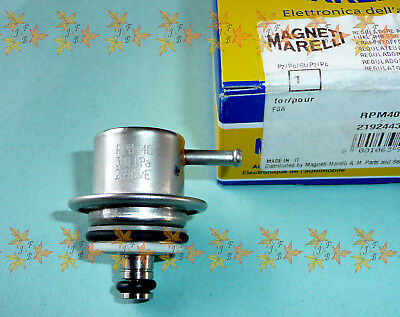 MOTO GUZZI Fuel Pressure Regulator RPM 40 GENUINE Magneti Marelli NEW RPM40