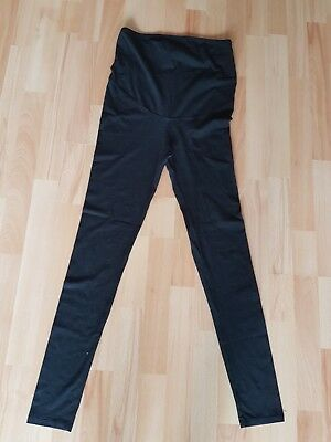 H&M  Maternity Over Bump Leggings Size M