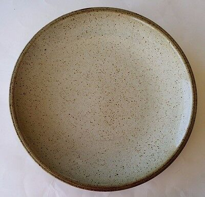 Mid Century Modern French Pottery Large Platter France Jean Austruy Vallauris