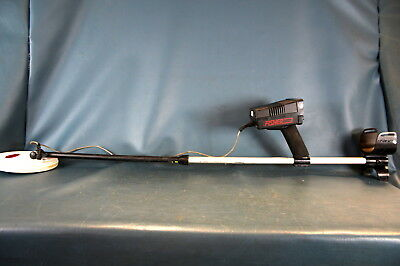 Fisher Labs M66 Metal Detector w/Sensitivity and Ground Compensation