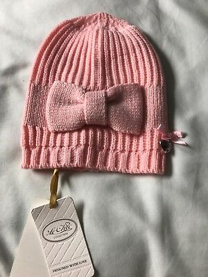 Le Chic Girls Hat Size Small