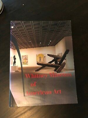 Whitney Museum of American Art: Selected Works Permanent Collection (1985,PB)-LN