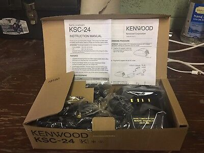 Rapid Ni-MH Charger KSC-24 For Kenwood