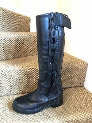 Ariat Grasmere Riding Boot Size 7 Black