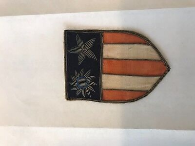 WWII China Burma India Theater (name on patch is J.A. Ayers)Patch