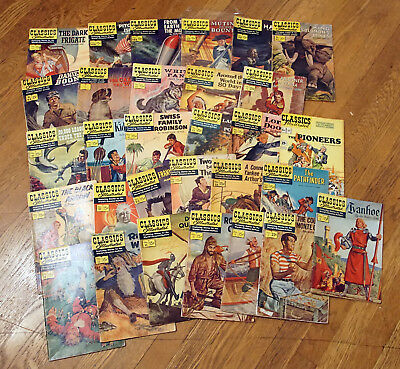 Classics Illustrated U-PICK 1st editions FN -- VF  Your choice