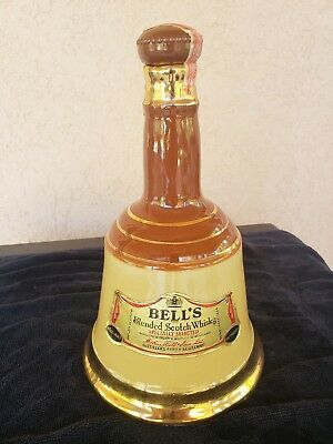 Bell's Blended Scotch Whiskey Decanter