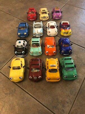 Chevron Cars Lot of 15!!