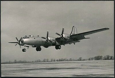 1940's Original Photo WWII - U.S. Army Air Force B-29 SUPERFORTRESS Bomber
