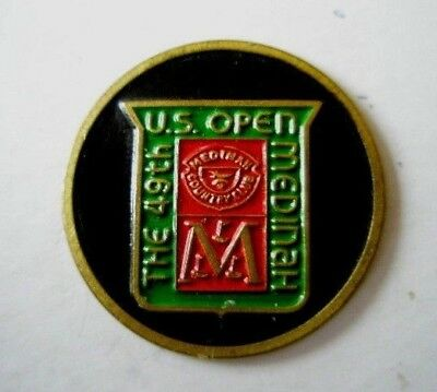 "1949 Us Open (Cary Middlecoffs 1St Majors Title) Golf Design 1"" Coin Ball Marker"