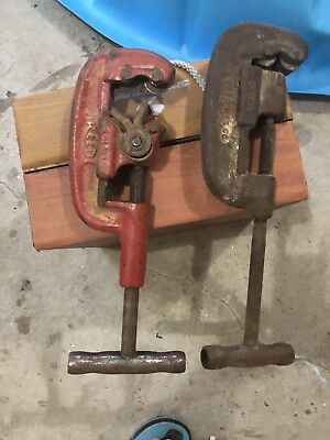 Reed No. 2-4 Wheel Pipe Cutter 2 Wheel And 4 Wheel