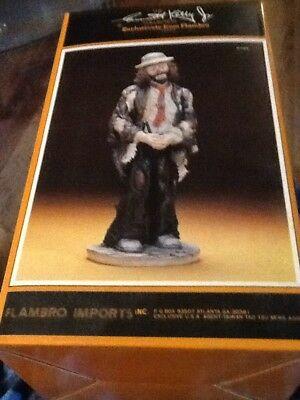 Clowns The Emmett Kelly Jr. Signature Clown Collection  Item Number # 9725  10""