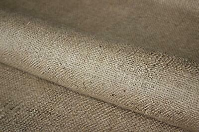 Superior Tight Weave Hessian Fabric Jute 100% Natural Raw Hessian Burlap Rolls