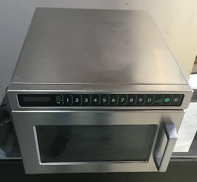 Restaurant equipment - Used commercial Menumaster microwave Oven (**Warranty)