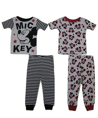 463fdc7ac0fe NEW TODDLER BOYS Footed Pajamas 2T Disney Mickey Mouse Pluto Blanket ...
