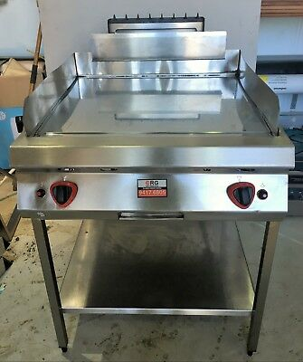 Restaurant equipment – Used Gas Hotplate Griddle 800mm wide (with Warranty)