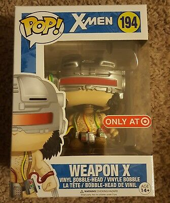 Weapon X Target Exclusive Funko Pop!