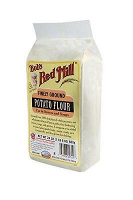 Bob's Red Mill Potato Flour, 24 Ounce (Pack of 4)